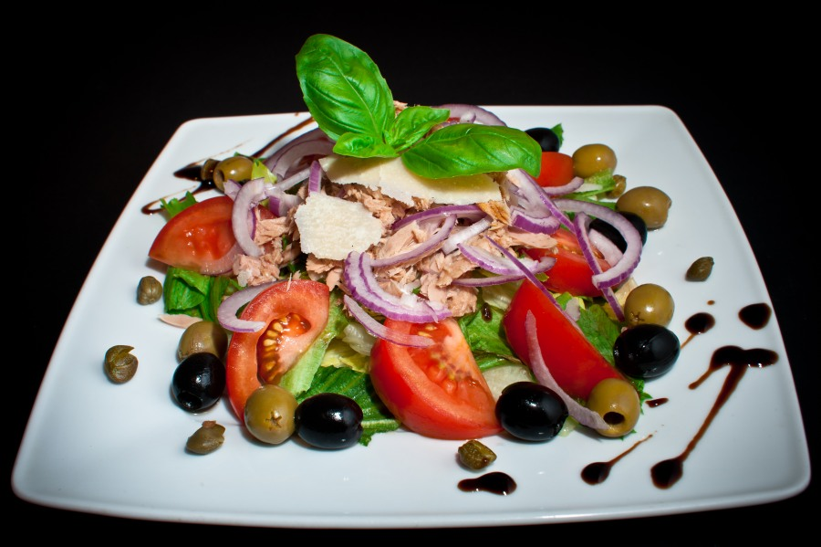 3. salatka con tonno